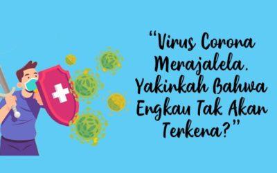 Tips Menangkal Virus Corona