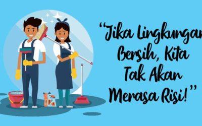 Nasihat Agar Sehat: Lakukan Aksi Sanitasi